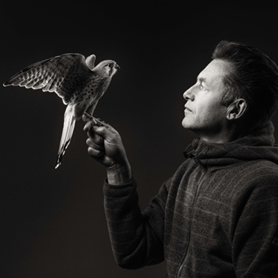 Chris Packham talks to Horatio Clare