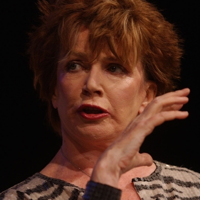 Edna O'Brien talks to Matt Frei