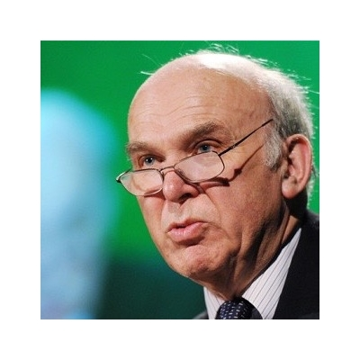 Vince Cable talks to Bronwen Maddox