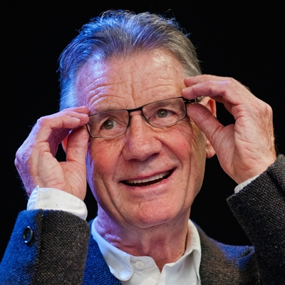 Michael Palin talks to John Crace