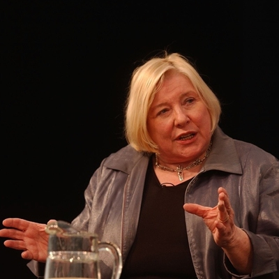 Fay Weldon talks to Rosie Goldsmith