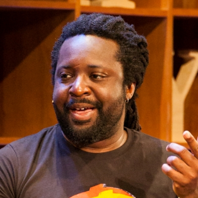 Marlon James talks to Martha Kearney