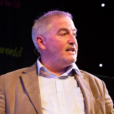 Chris Riddell and Leigh Hobbs