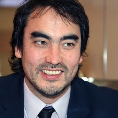 Tim Wu talks to Rajan Datar