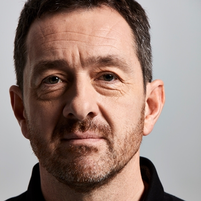 Chris Boardman talks to William Fotheringham