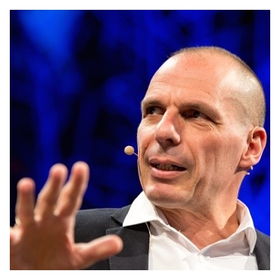 Yanis Varoufakis talks to Kate Raworth