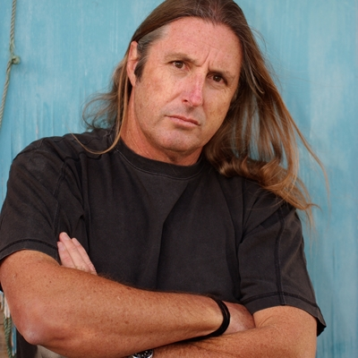 Tim Winton talks to Rebecca Jones