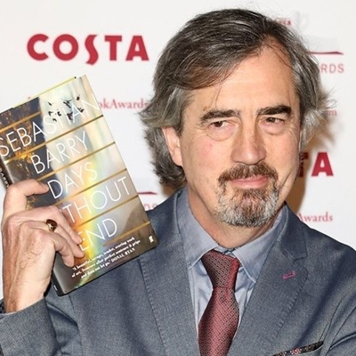 Sebastian Barry talks to Rebecca Jones