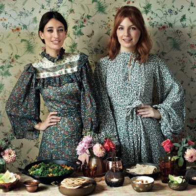 Laura Jackson and Alice Levine
