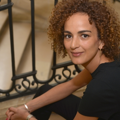 Leïla Slimani in conversation with Isabel Navarro