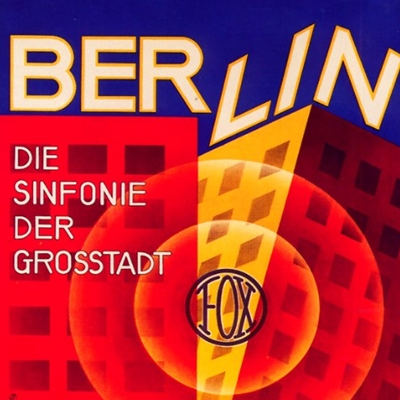 Screening: Berlin, Symphony of a Great City