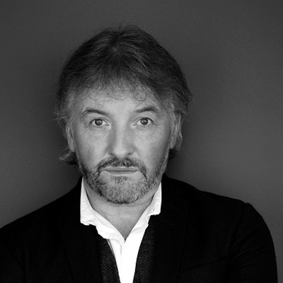 John Connolly talks to Francine Stock