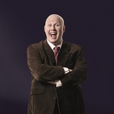 Matt Lucas talks to Stephanie Merritt