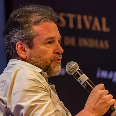 José Alejandro Restrepo in conversation with Juan David Correa