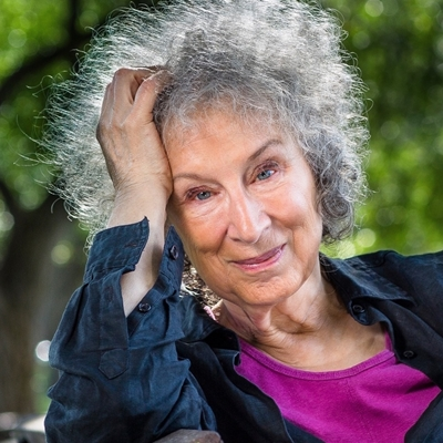 Margaret Atwood and Gaby Wood