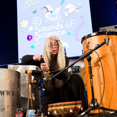 Trio HLK and Evelyn Glennie