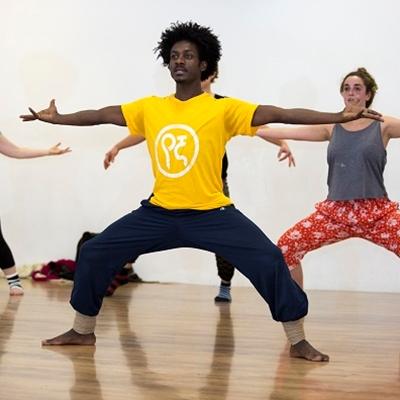 Destino Dance Company - Hay Festival