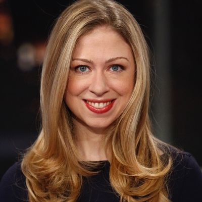 Chelsea Clinton talks to Alex Jones