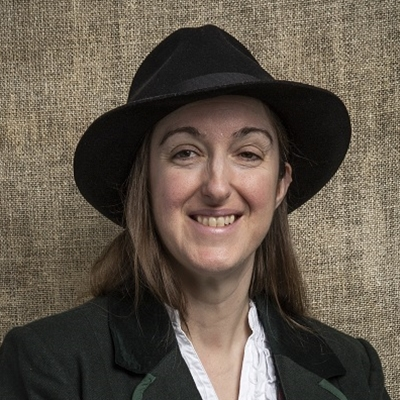 Frances Hardinge talks to Georgina Godwin