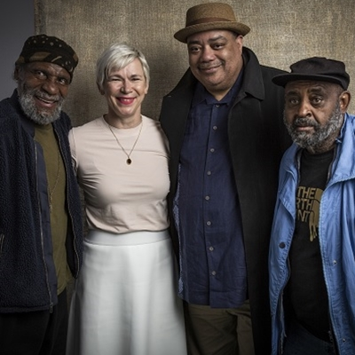 The Last Poets with Christine Otten