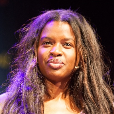 June Sarpong talks to Dharshini David