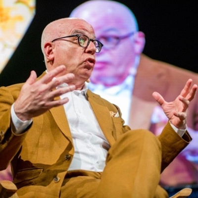 Michael Wolff talks to Dylan Jones