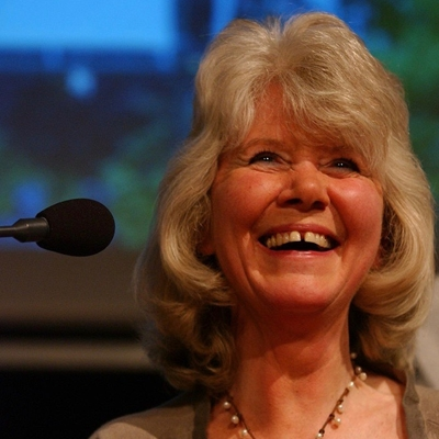Jilly Cooper talks to Stephanie Merritt