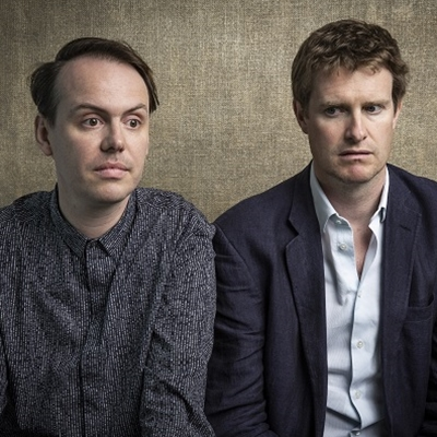 Rory Hyde and Tristram Hunt