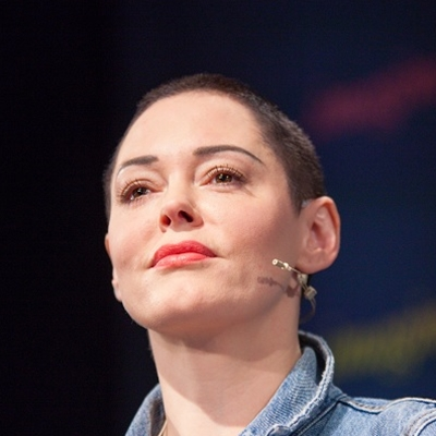Rose McGowan talks to Laurie Penny