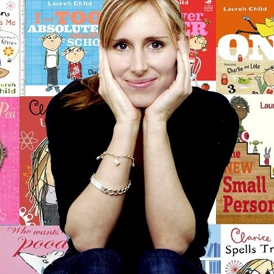 Lauren Child talks to Marcus du Sautoy