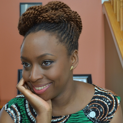 Chimamanda Ngozi Adichie in conversation with Alma Guillermoprieto