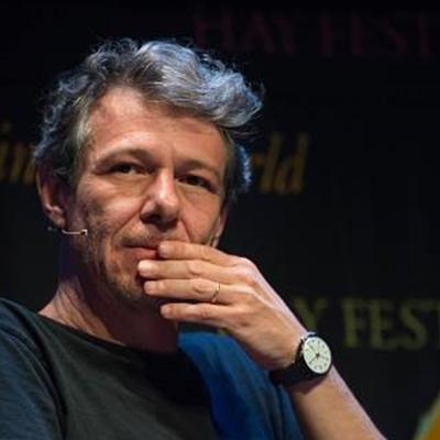 Álvaro Enrigue en conversación con Esteban Carlos Mejía