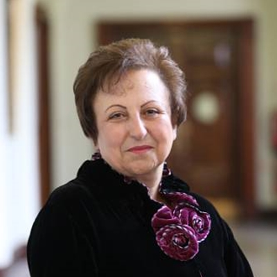 Shirin Ebadi in conversation with Ana Cristina Restrepo