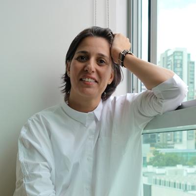 Pilar Gutiérrez y Lucía Donadío en conversación con Adelaida del Corral