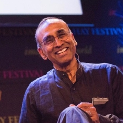 Venki Ramakrishnan talks to Adam Rutherford