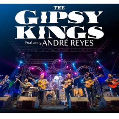 The Gipsy Kings, featuring André Reyes