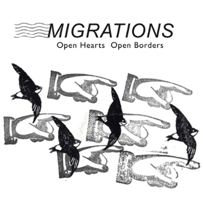 Migrations: Collage & Print Workshop 2