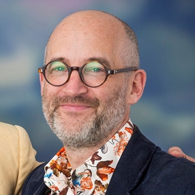 Lucy Cooke and Mark Miodownik