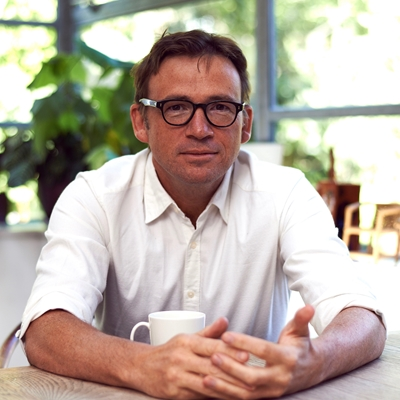 David Nicholls talks to Damian Barr