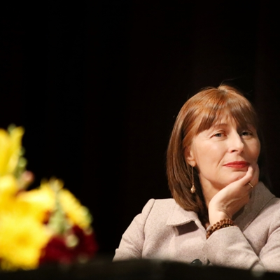 Into Power. Tatiana Clouthier in conversation with Sabina Berman