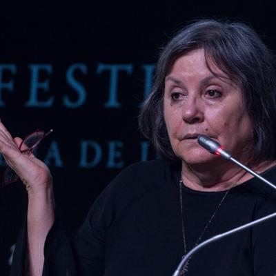 Diamela Eltit en conversación con Guillermo Núñez