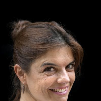 Funderelele. Laura García in conversation with Sandra Hernández