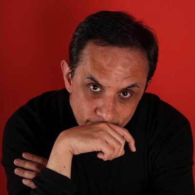Alberto Chimal en conversación con Miguel Ángel Ángeles