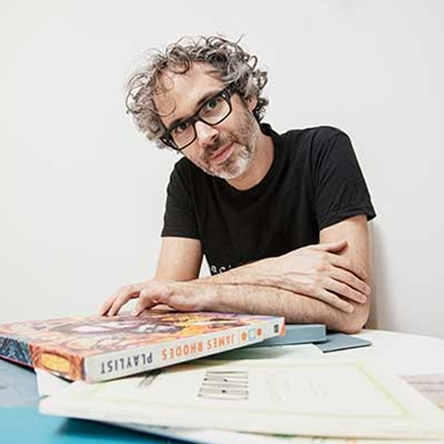 James Rhodes in conversation with Jesús Ruiz Mantilla
