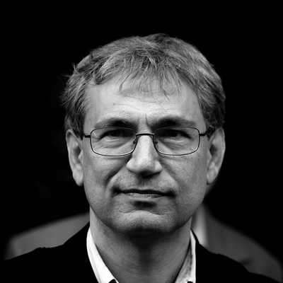 Orhan Pamuk in conversation with Peter Florence