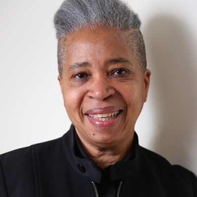 Dionne Brand in conversation with Nicholas F. Woodward