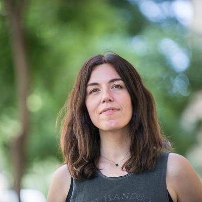 Marta Peirano en conversación con Alejandro Santos