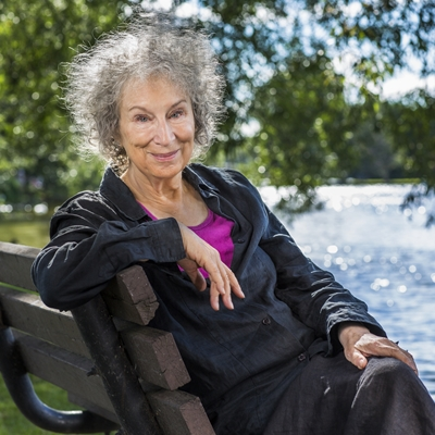 Margaret Atwood in conversation with Peter Florence