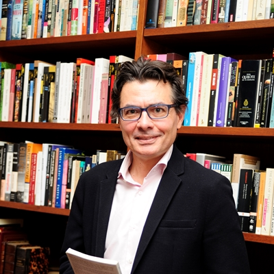Alejandro Gaviria en conversación con Sandra Borda
