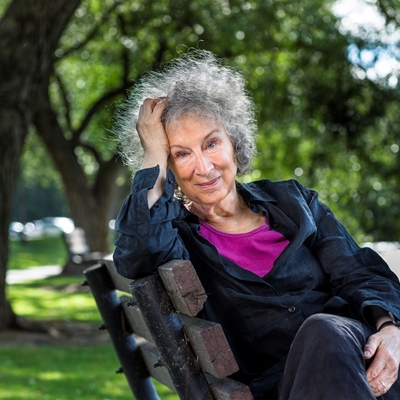 Margaret Atwood in conversation with Alberto Manguel